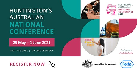 Huntington's Australian National Conference 2021 tickets