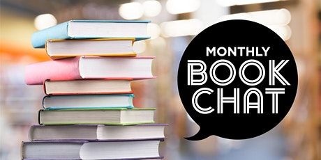 Monthly Book Chat (Online) tickets