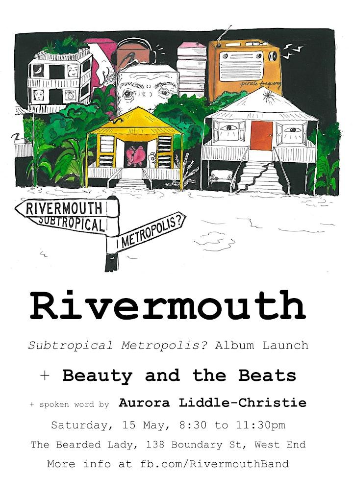Rivermouth Album Launch image