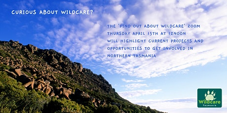 Find out about Wildcare - spotlight on Northern Tasmania tickets