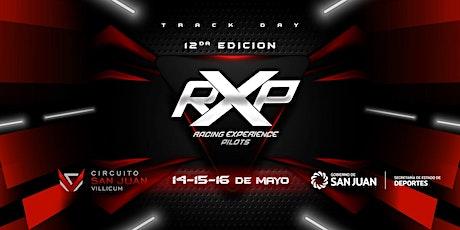 RXP 12da Edición: Track Day de Motos - Circuito San Juan Villicum entradas