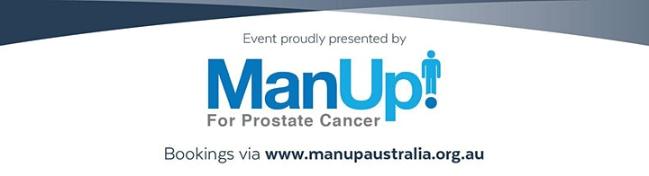 Man Up Presents An Evening With Sam Bloom 2021 image