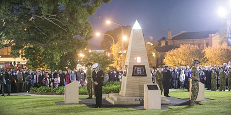 Campbelltown ANZAC Day Dawn Service tickets