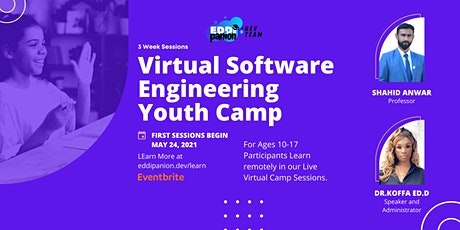 Virtual Software Engineering Youth Camp tickets