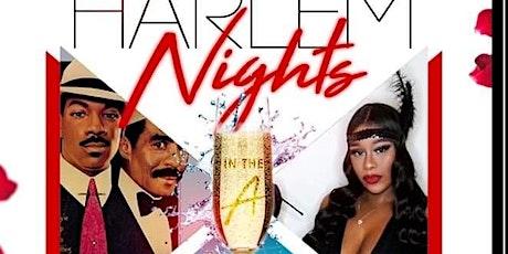 """Destiny Dash Brunch Club's """"HARLEM NIGHTS IN THE A"""" 2yr Anniversary Affair tickets"""