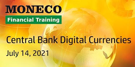 Central Bank Digital Currencies tickets