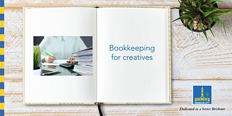 BrisStyle seminar: Bookkeeping for Creatives - Garden City Library tickets
