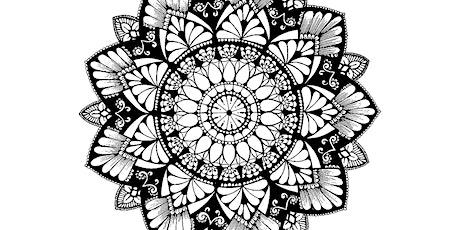 Burnside Youth:  Mandala Art (10-17 yrs) tickets