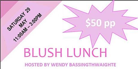 Blushin' Good Luncheon tickets