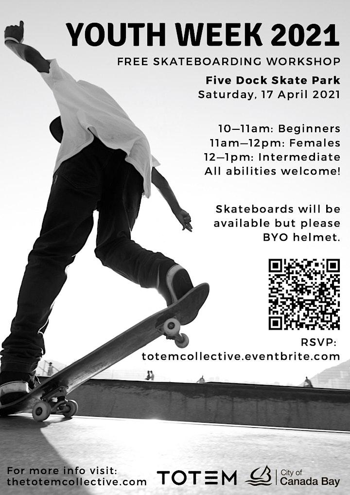 Five Dock Skatepark - Skate Workshop image