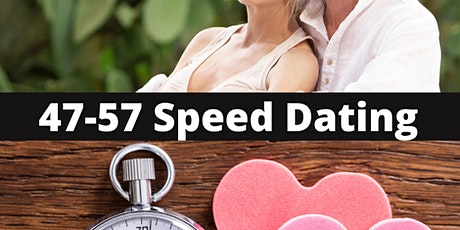 47-57  Speed Dating tickets