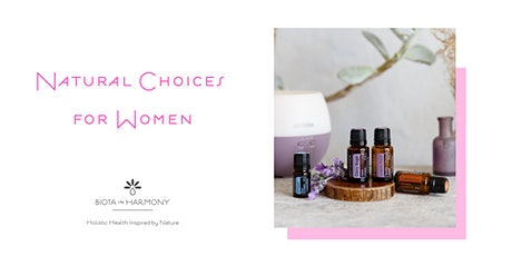 Natural Choices for Women tickets
