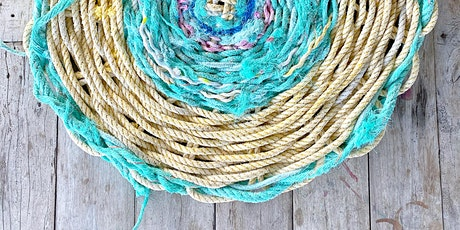 FREMANTLE marine debris circle mat weave workshop tickets