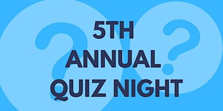 Subiaco Justice Centre Quiz Night tickets