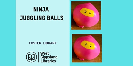 Ninja Juggling Balls at Foster tickets
