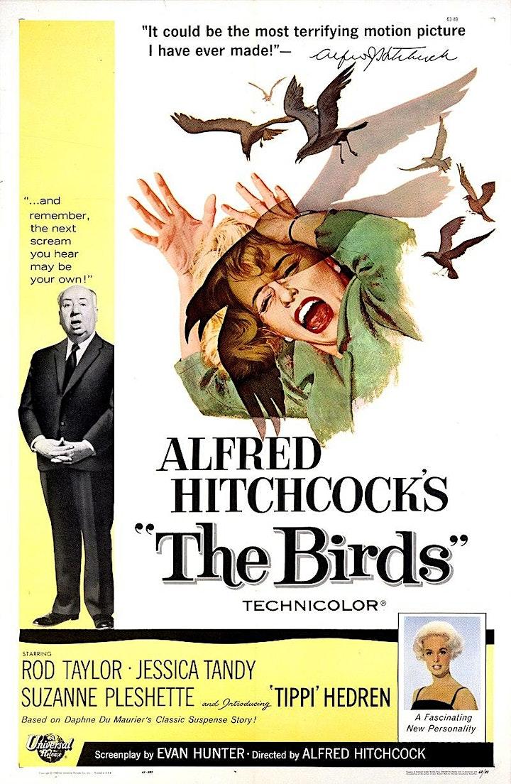 The Birds - film screening image