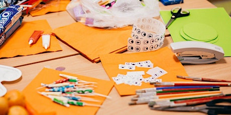School Holiday Activity: Creative Corner tickets