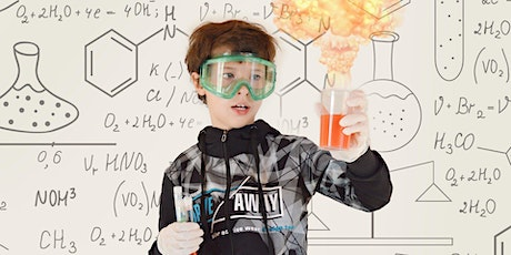 School Holiday Activity: Magic of Science tickets
