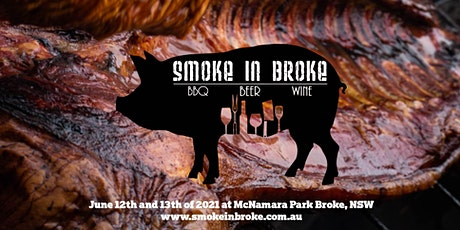 2021 Smoke in Broke BBQ Festival and ABA BBQ Championship Round tickets