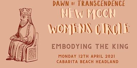 New Moon Women's Circle - Apr2021 tickets