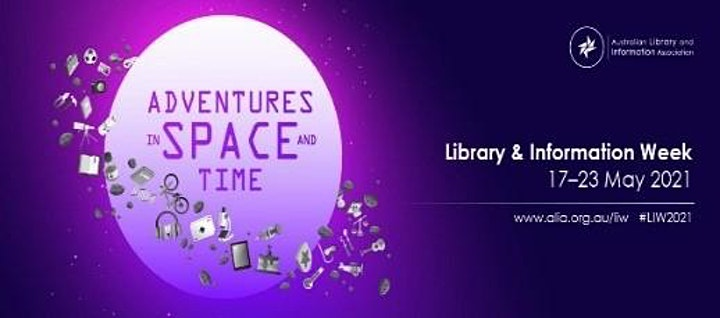 Genre Adventures for Library & Information Week 21 image