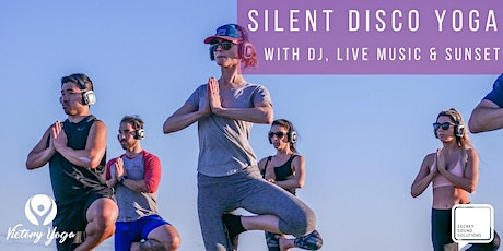 Silent Disco Yoga with DJ, Live Music and Sunset entradas