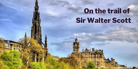 Virtual Scotland - On the Trail of Sir Walter Scott tickets