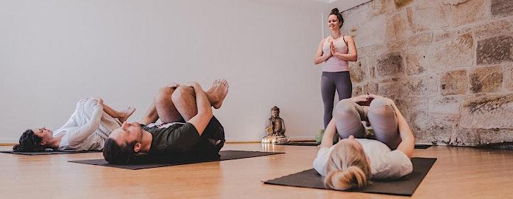 Yin Yoga & Acupuncture image