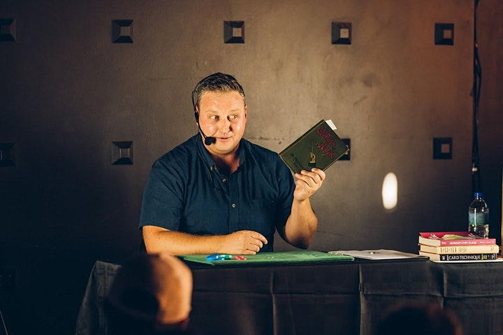 Learn Magic Workshop at Hillarys Boardwalk image