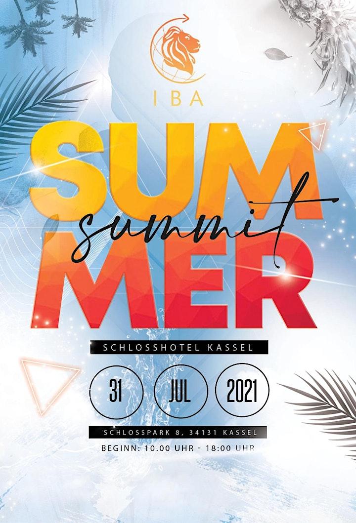 IBA SUMMER-SUMMIT: Bild