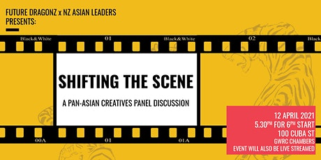 Shifting the Scene: a Pan-Asian Creatives Panel Discussion tickets