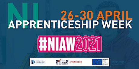 Northern Regional College Online Apprenticeship Event tickets