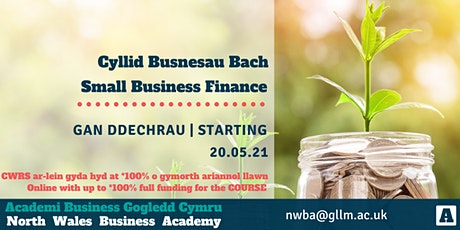 Small Business Finance tickets