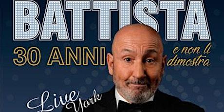 Maurizio Battista - 30 anni e non li dimostra - Live in New York tickets