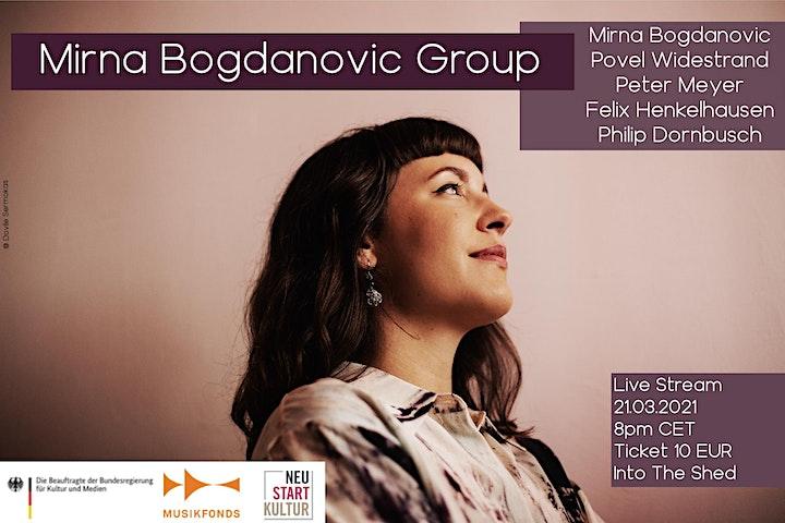 Into The Shed feat. Mirna Bogdanović Group image