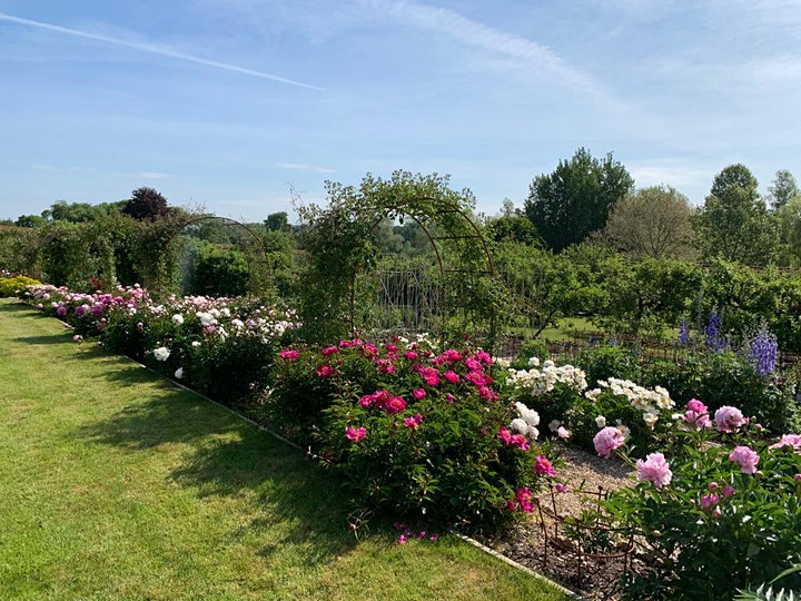 Admission to Houghton Lodge Gardens   AUGUST & SEPTEMBER image