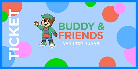 Buddy & Friends - zo. 25 april tickets