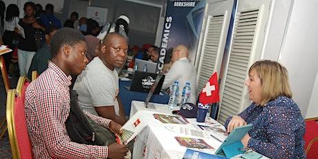 GHANA INTERNATIONAL VIRTUAL education fair 2021 tickets