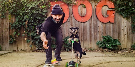 Francis Metcalf Canine circus skills workshop tickets