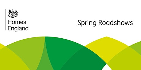 Homes England Spring Roadshows - Internal Event tickets