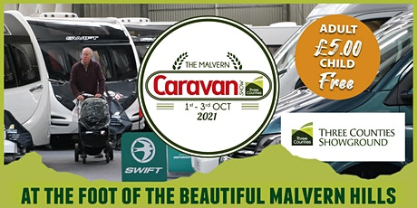The Malvern Caravan Show tickets