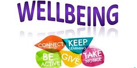 WellBeing Workshop - Improving self Esteem and Self Worth tickets