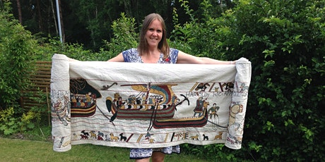 Mia's Bayeux Tapestry Story tickets