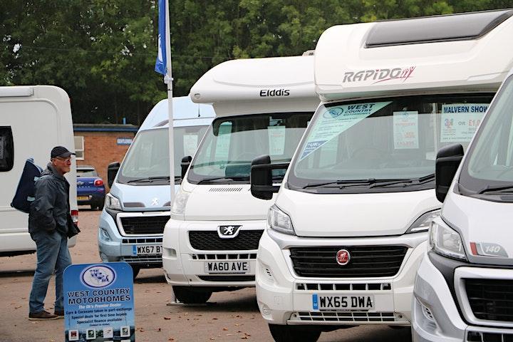 The Malvern Caravan Show image