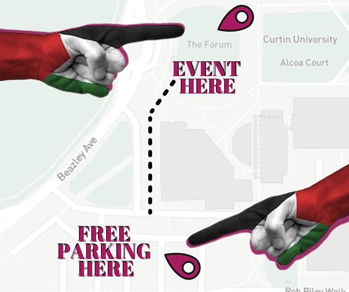 Curtin Palestinian Society Gaza Outdoor Mega Film Screening! FREE EVENT image