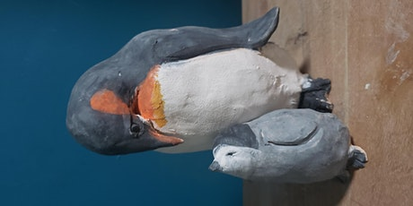 Penguin Sculpting Workshop tickets