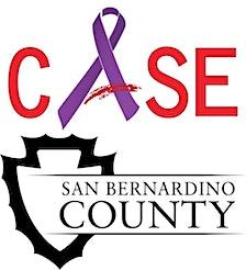 San Bernardino County Coalition Against Sexual Exploitation logo