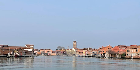 Live Virtual tour of Murano and visit to Glass Artist's showroom tickets