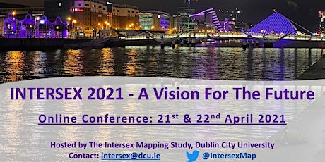 Intersex 2021 - A Vision for the Future tickets