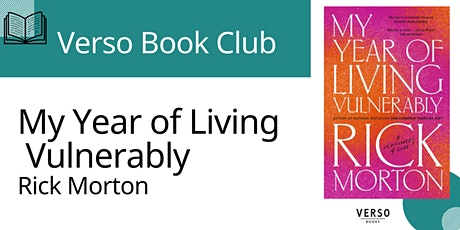 Verso Book Club - 'My Year of Living Vulnerably' tickets